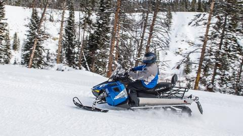 2017 Polaris 550 INDY LXT in Mount Pleasant, Michigan