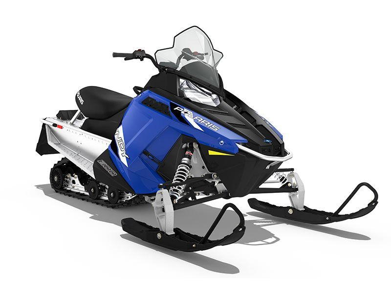 2017 Polaris 600 INDY ES in Pittsfield, Massachusetts
