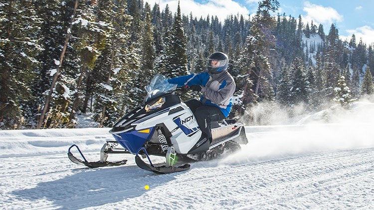 2017 Polaris 600 INDY SP in Gunnison, Colorado