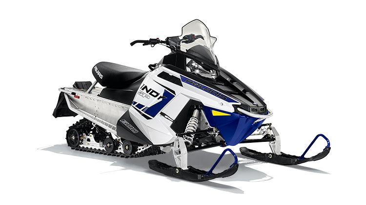 2017 Polaris 600 INDY SP ES in Barre, Massachusetts