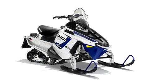2017 Polaris 600 INDY SP ES in Baldwin, Michigan