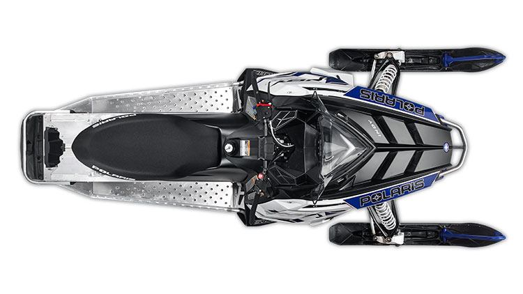 2017 Polaris 600 INDY SP ES in Three Lakes, Wisconsin