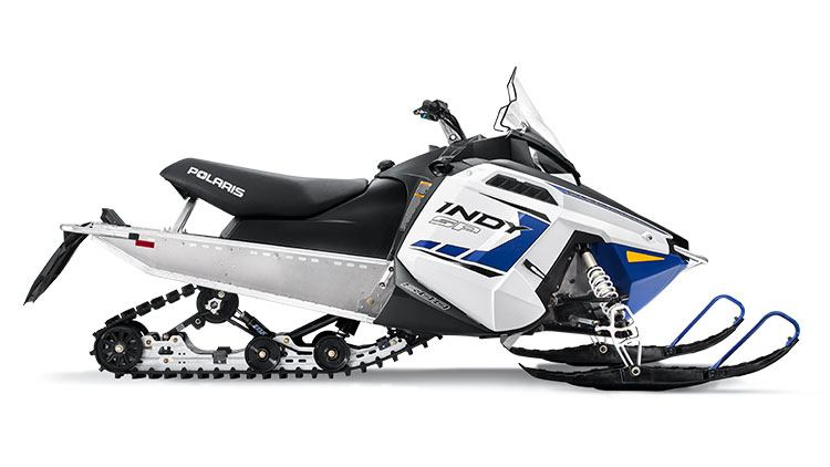 2017 Polaris 600 INDY SP ES in Rushford, Minnesota