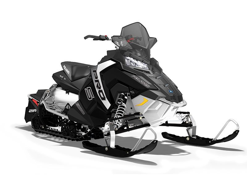 2017 Polaris 600 RUSH PRO-S ES in Albert Lea, Minnesota
