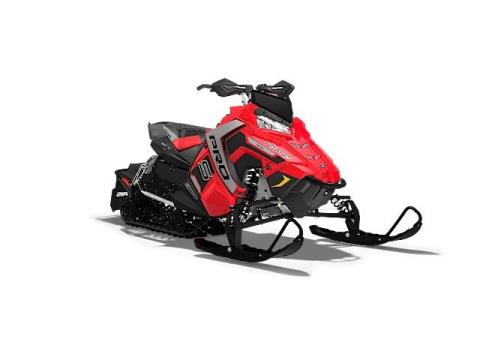 2017 Polaris 600 RUSH PRO-S SnowCheck Select in Troy, New York