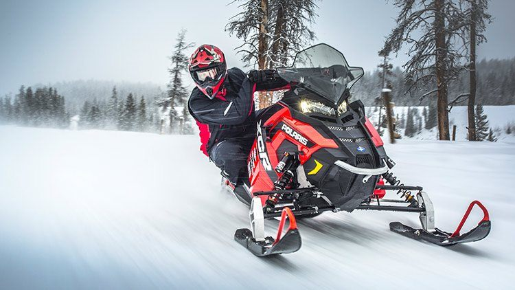 2017 Polaris 600 RUSH XCR in Kieler, Wisconsin