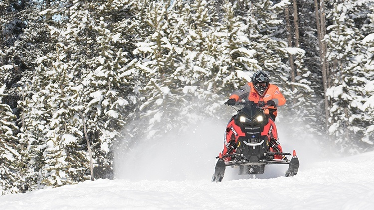 2017 Polaris 600 RUSH XCR in Rapid City, South Dakota - Photo 3