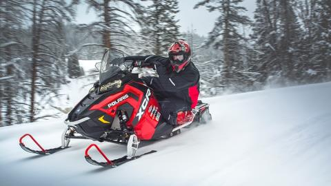 2017 Polaris 600 RUSH XCR in Tomahawk, Wisconsin