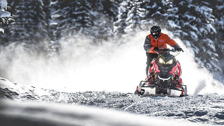 2017 Polaris 600 RUSH XCR in Gunnison, Colorado