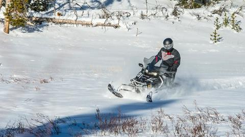 2017 Polaris 600 Switchback Adventure in Ironwood, Michigan