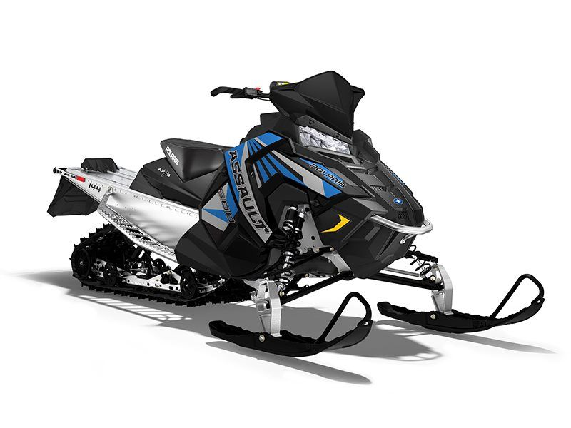 "2017 Polaris 600 Switchback Assault 144 2.0"" ES in Utica, New York"