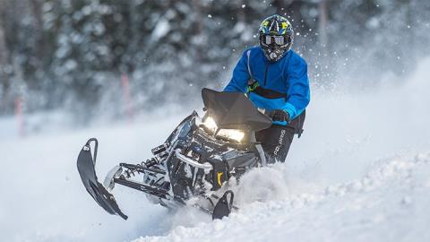 "2017 Polaris 600 Switchback Assault 144 2.0"" ES in Dimondale, Michigan"