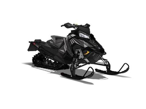 2017 Polaris 600 Switchback Assault 144 SnowCheck Select in Troy, New York