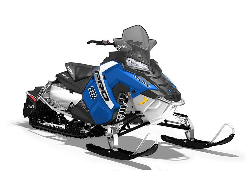 2017 Polaris 600 Switchback PRO-S ES in Elkhorn, Wisconsin