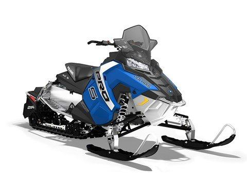2017 Polaris 600 Switchback PRO-S ES in Mount Pleasant, Michigan