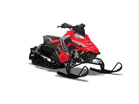 2017 Polaris 600 Switchback PRO-S SnowCheck Select in Troy, New York