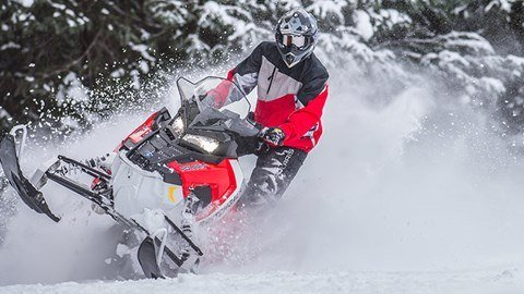 2017 Polaris 600 Switchback SP 144 in Three Lakes, Wisconsin