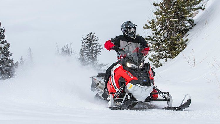 2017 Polaris 600 Switchback SP 144 in Center Conway, New Hampshire