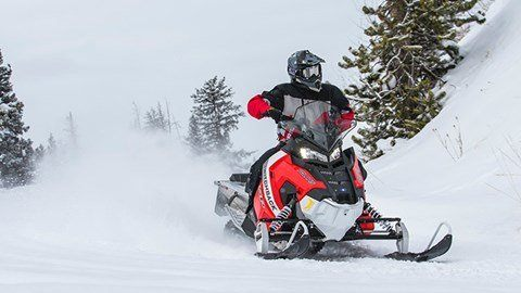 2017 Polaris 600 Switchback SP 144 in Brighton, Michigan