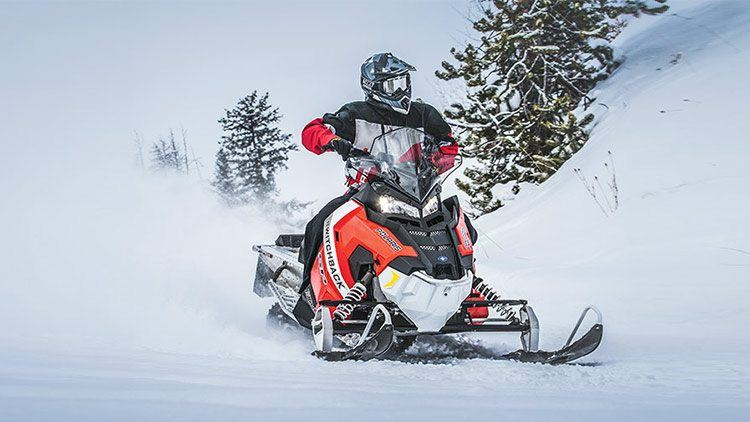 2017 Polaris 600 Switchback SP 144 ES in Dimondale, Michigan