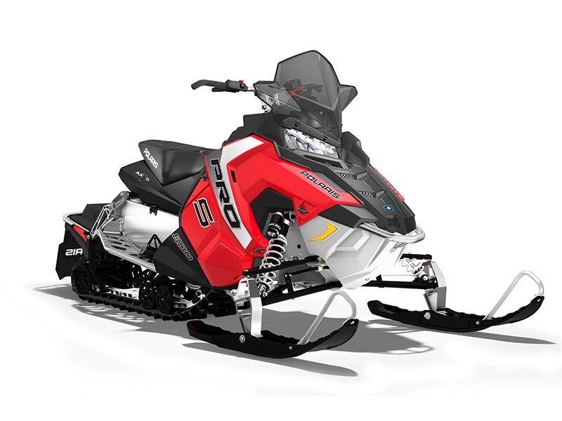 2017 Polaris 800 RUSH PRO-S ES in Pittsfield, Massachusetts