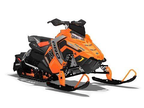 2017 Polaris 800 RUSH PRO-X SnowCheck Select in Troy, New York