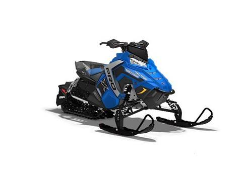 2017 Polaris 800 RUSH PRO-X SnowCheck Select in Brighton, Michigan