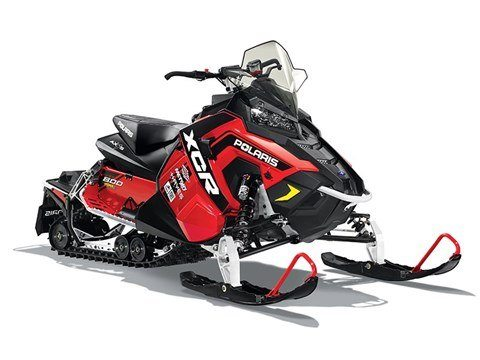 2017 Polaris 800 RUSH XCR in Deerwood, Minnesota