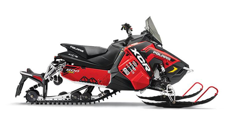 2017 Polaris 800 RUSH XCR in Fridley, Minnesota