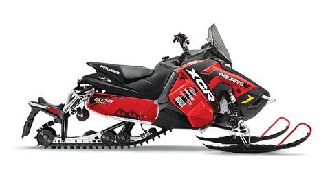 2017 Polaris 800 RUSH XCR in Eastland, Texas