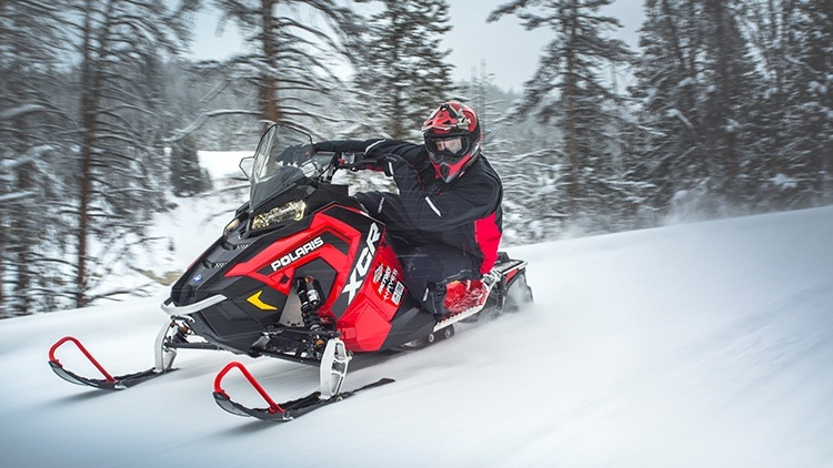 2017 Polaris 800 RUSH XCR in Calmar, Iowa