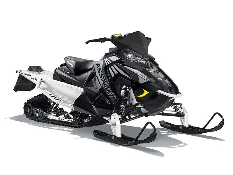 "2017 Polaris 800 Switchback Assault 144 2.0"" in Gunnison, Colorado"