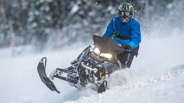 "2017 Polaris 800 Switchback Assault 144 2.0"" ES in Rushford, Minnesota"
