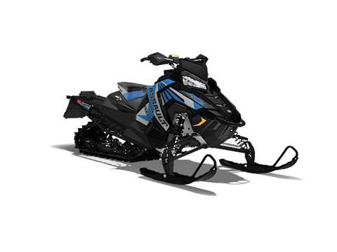 2017 Polaris 800 Switchback Assault 144 SnowCheck Select in Shawano, Wisconsin