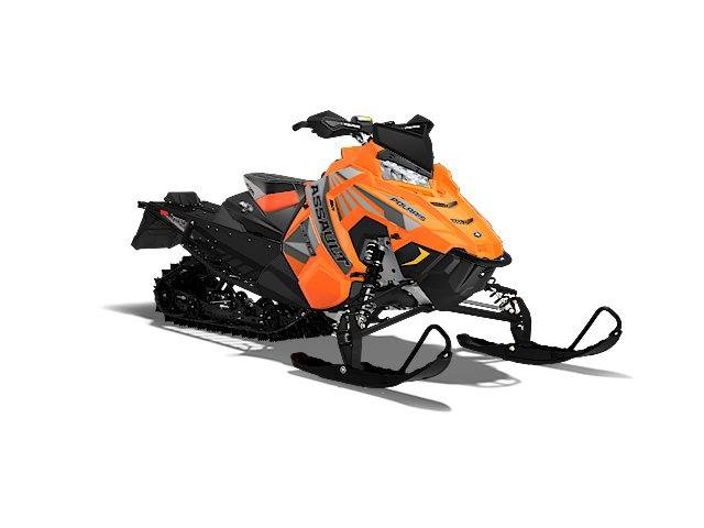 new 2017 polaris 800 switchback assault 144 snowcheck select