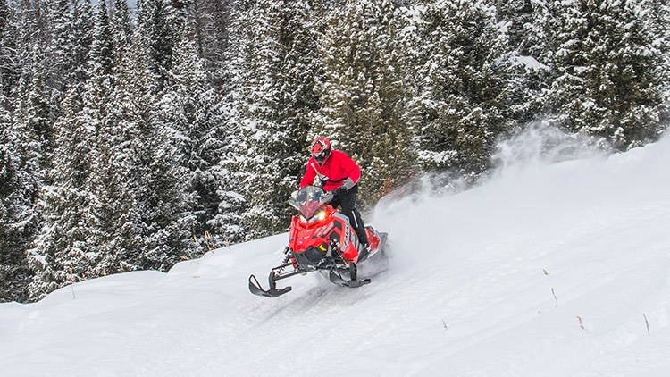 2017 Polaris 800 Switchback PRO-S ES in Rushford, Minnesota