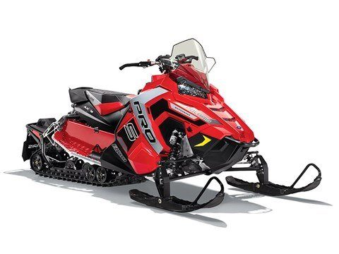 2017 Polaris 800 Switchback PRO-S SnowCheck Select in Troy, New York
