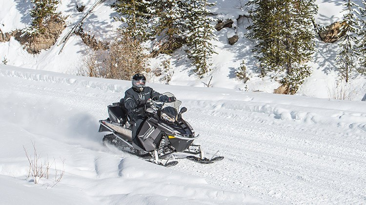 2017 Polaris 550 INDY Adventure 155 in Gunnison, Colorado