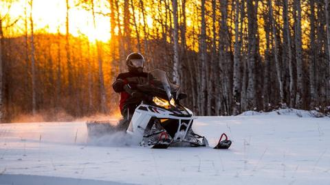 2017 Polaris 550 Voyageur 155 in Gunnison, Colorado