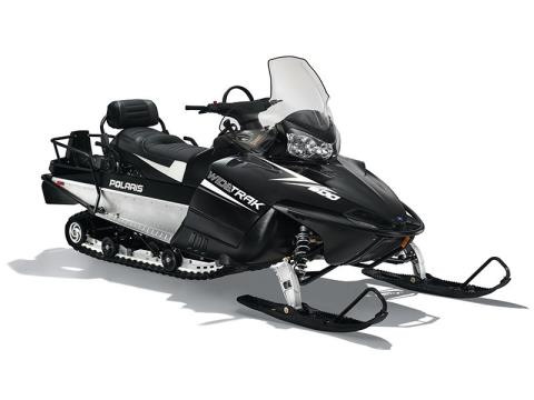 2017 Polaris 600 IQ WideTrak ES in Mount Pleasant, Michigan