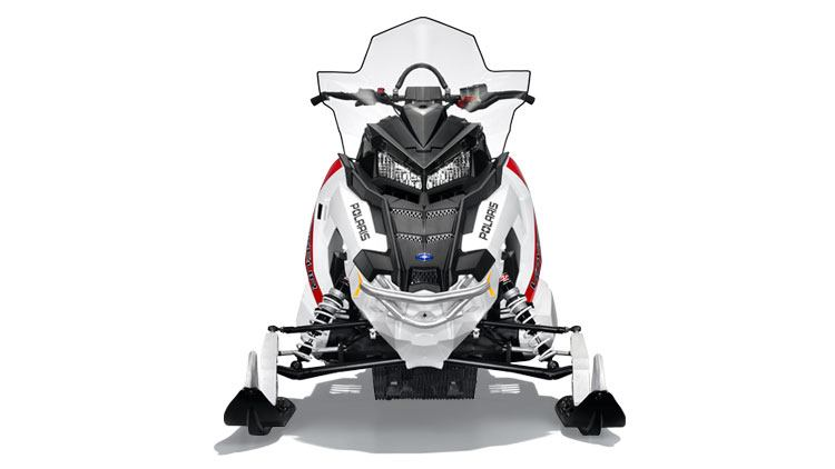 2017 Polaris 600 Voyageur 144 in Baldwin, Michigan