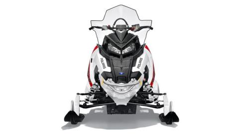 2017 Polaris 600 Voyageur 144 in Three Lakes, Wisconsin