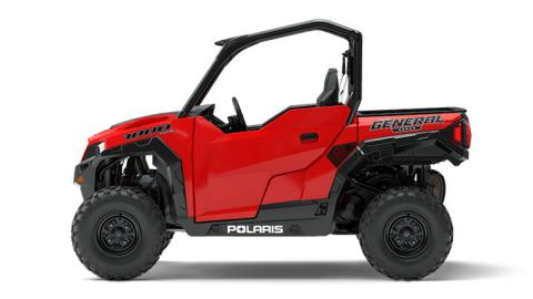 2017 Polaris General 1000 EPS in Center Conway, New Hampshire