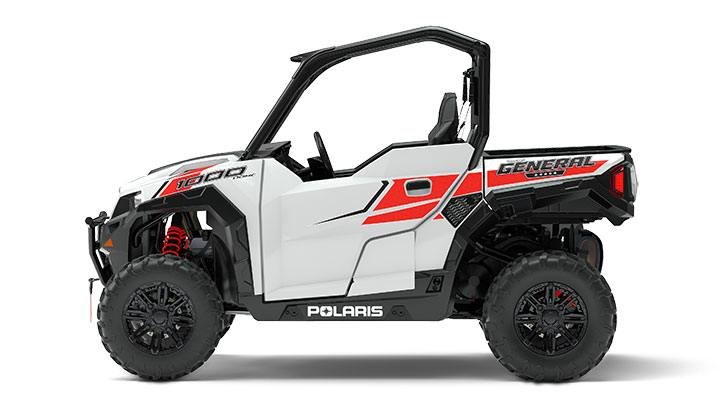 2017 Polaris General 1000 EPS in Ferrisburg, Vermont