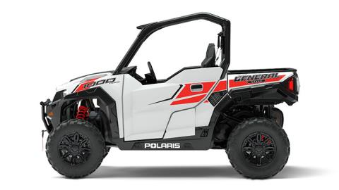 2017 Polaris General 1000 EPS in Brewster, New York