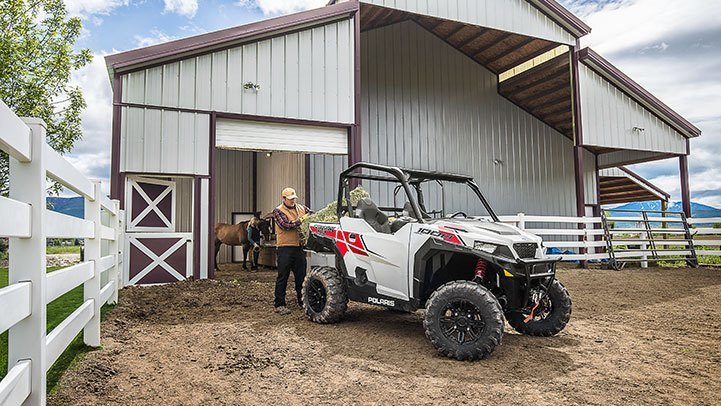 2017 Polaris General 1000 EPS in Kieler, Wisconsin