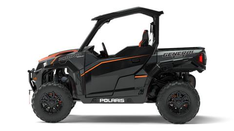 2017 Polaris General 1000 EPS Deluxe in Mahwah, New Jersey