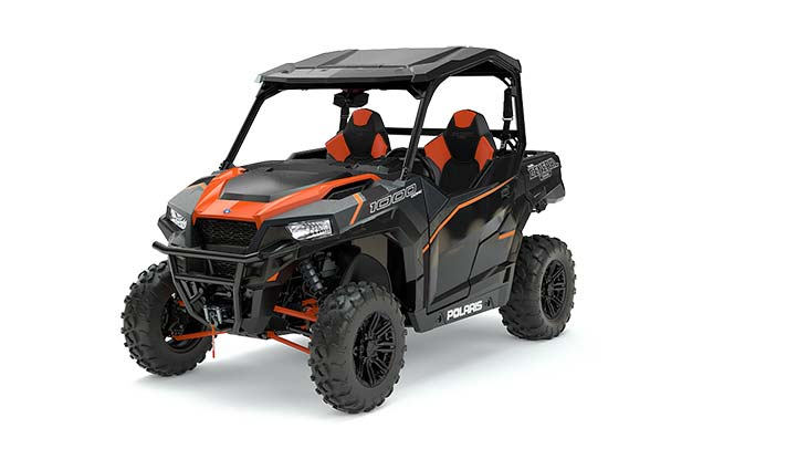 2017 Polaris General 1000 EPS Deluxe in Saint Clairsville, Ohio
