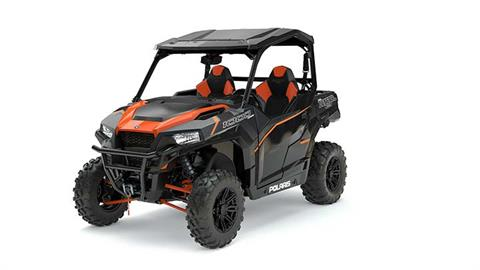 2017 Polaris General 1000 EPS Deluxe in Middletown, New Jersey
