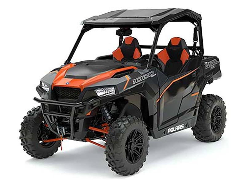 2017 Polaris General 1000 Eps Deluxe In Conroe Texas
